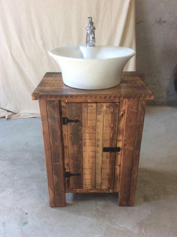 Reclaimed Wood Vanities