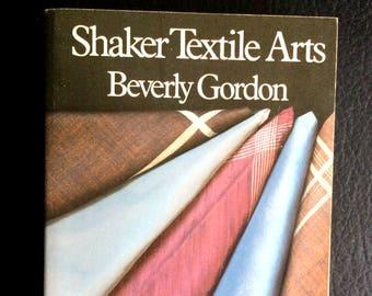 Shaker Textile Arts Beverly Gordon