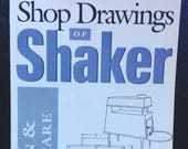 Shop Drawings of Shaker Ironware and Tinware by Ejner Handberg A detailed guide of Shaker community used items