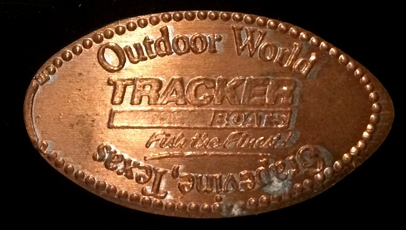 Outdoor World Pressed Penny