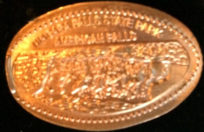 Niagara Falls American Falls Pressed Penny