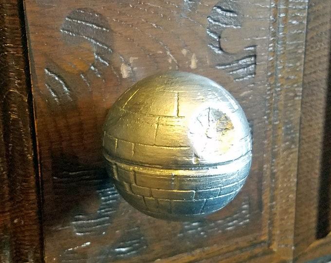 Death Star Drawer Pulls | Star Wars Furniture Knobs