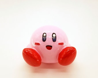 Kirby Resin Cabinet Knobs | Nintendo - Super Smash Bros