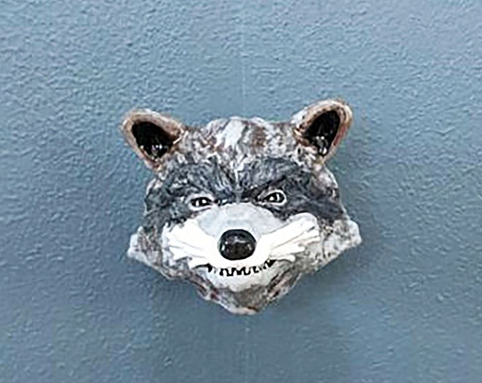 Rocket Raccoon Furniture Pull Knob - Marvel Guadians of the Galaxy