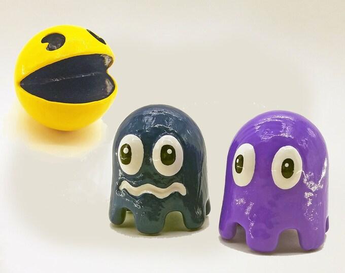 Pac-Man & Ghosts Drawer Knobs | Atari