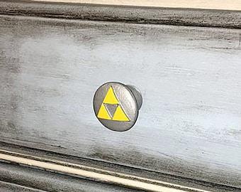 TriForce Drawer Pulls | Legend of Zelda