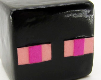 Enderman Drawer Knob | Minecraft