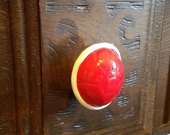 Green Shell / Red Shell Drawer Pulls | Super Mario Bros