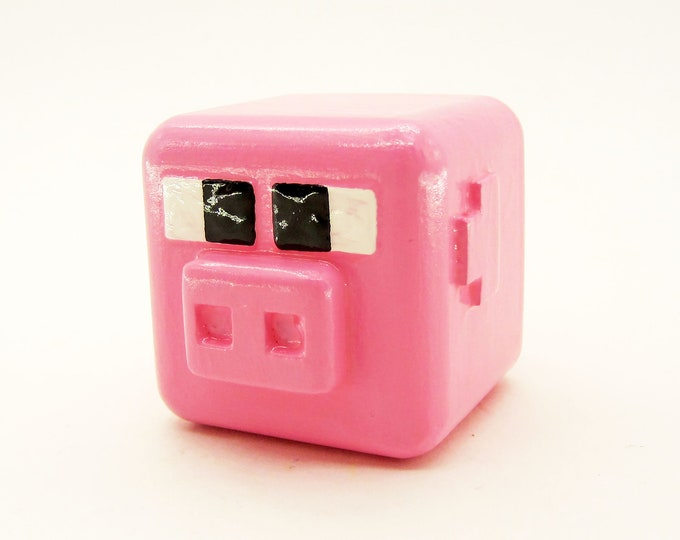 Pig Cabinet Pull   Minecraft