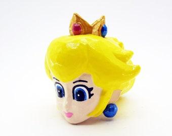 Princess Peach Drawer Knobs | Super Mario Bros