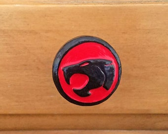 Thundercats Logo Drawer Pull