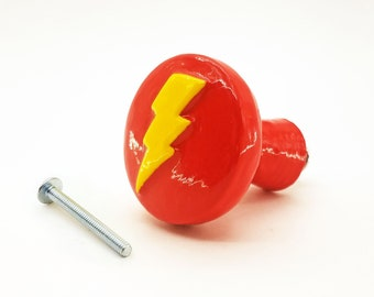 Shazam Drawer Pulls | DC Comics