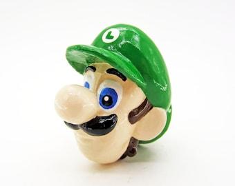 Luigi Drawer Pulls | Super Mario Bros