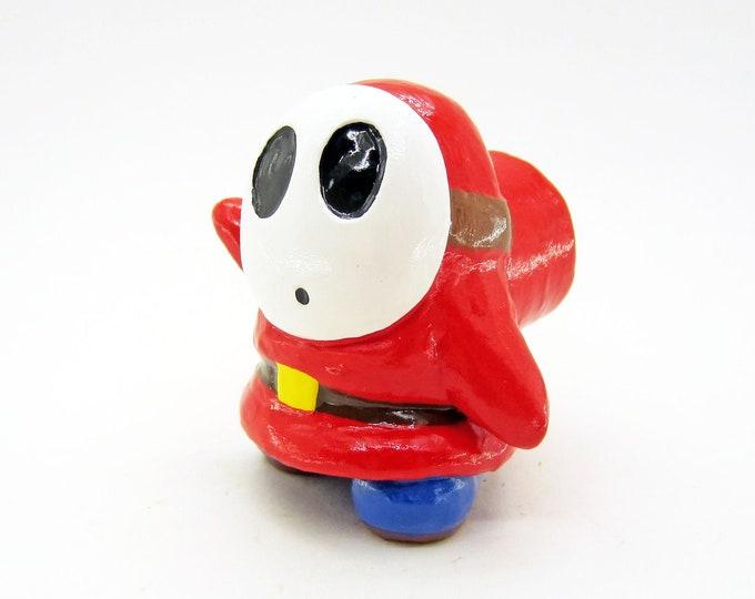 Shy Guy Drawer Pulls | Super Mario Bros