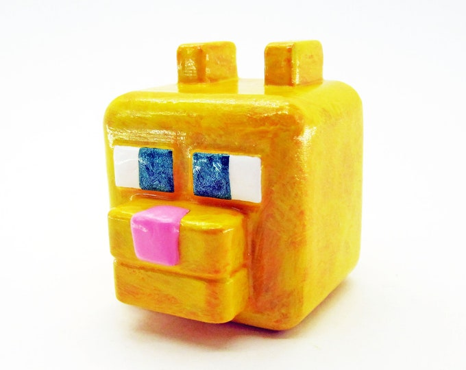 Cat Cabinet Pull | Minecraft