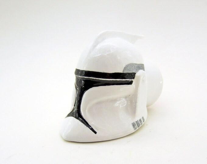 Clone Trooper Helmet Drawer Pulls   Star Wars