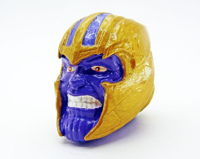 Thanos Furniture Pull Knob - Marvel