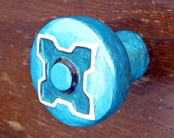 Meeseeks Cube Drawer Pulls | Rick & Morty