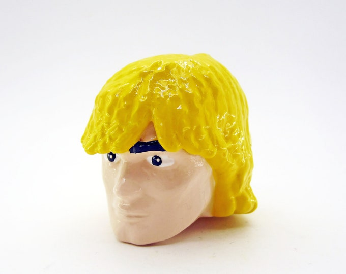 He-Man Furniture Knob   Masters of the Universe