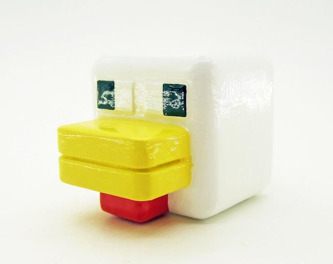 Duck Cabinet Pull | Minecraft