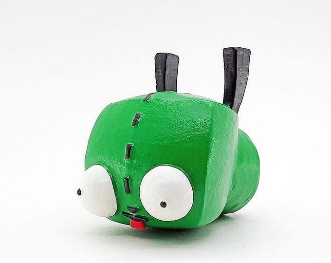 Gir Puppy / Robot Drawer Pulls - Invader Zim