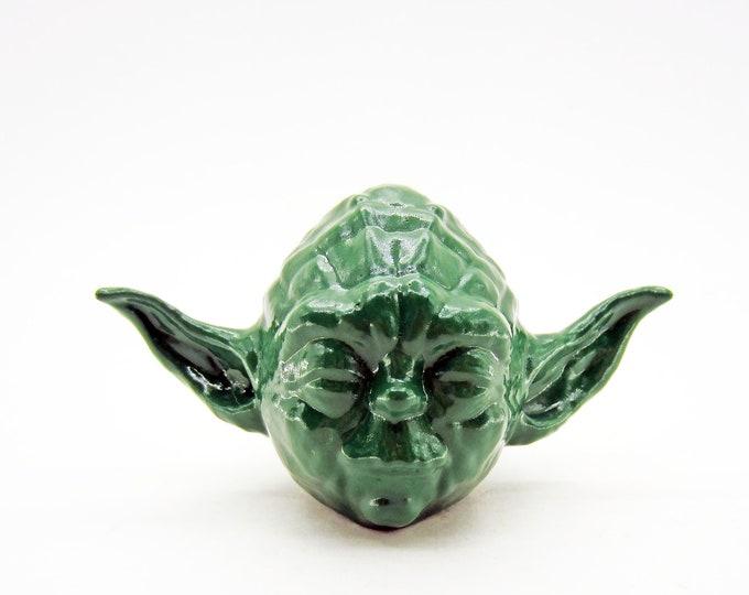 Yoda Drawer Pull | Star Wars Furniture Knobs