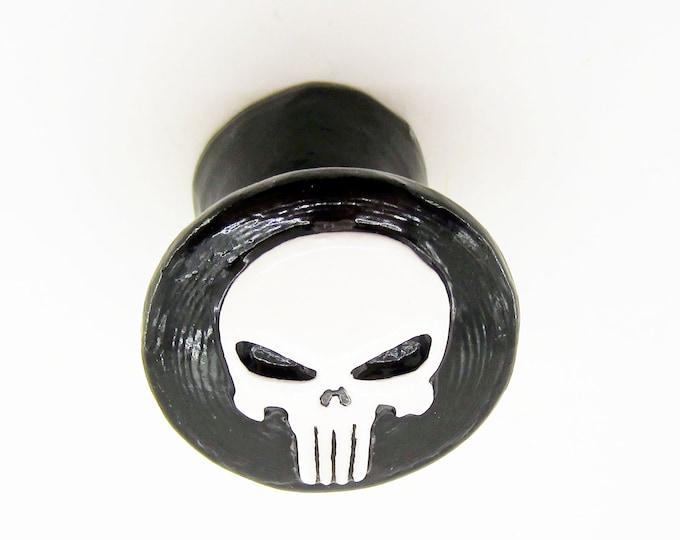 The Punisher Skull Drawer Pulls | Marvel Comics