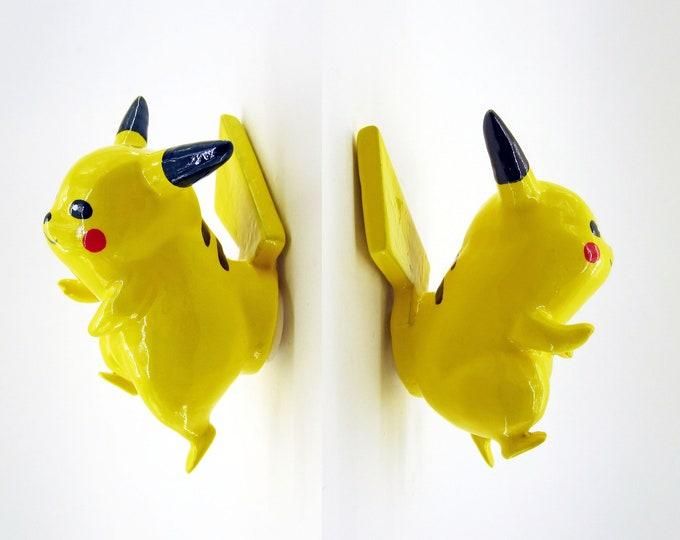 Pikachu Cabinet Knob (full body)   Pokemon