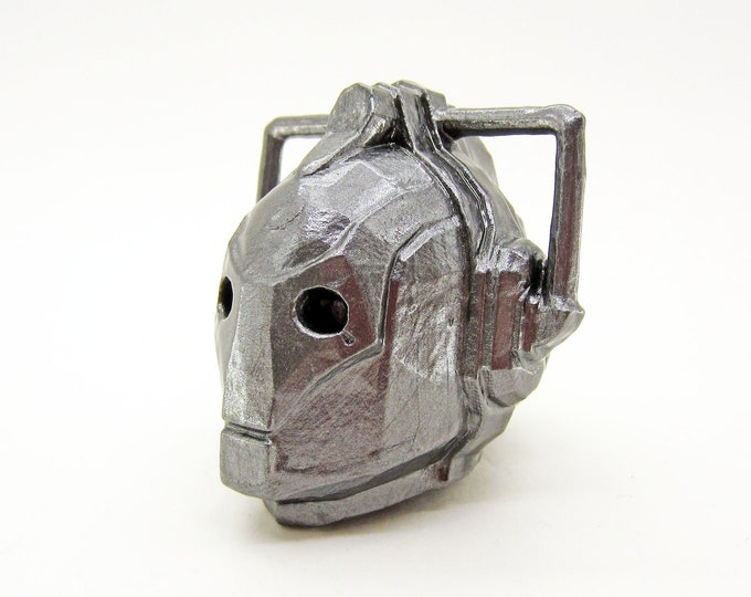 Cyberman Drawer Pulls | Doctor Who