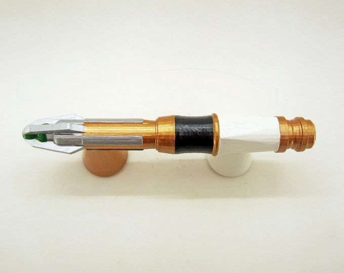 11th Doctor's Sonic Screwdriver Pull Handle | Doctor Who