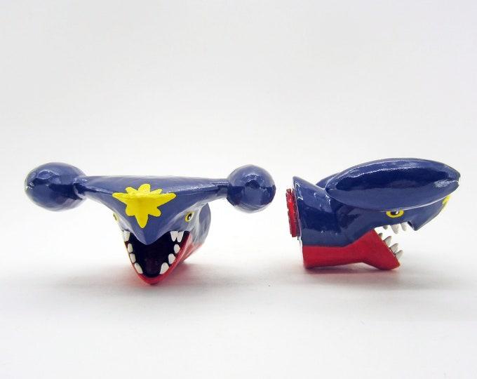 Garchomp Drawer Pulls   Pokemon
