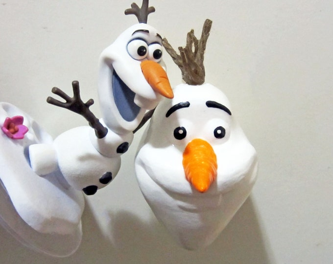 Olaf Furniture Knob | Disney's Frozen