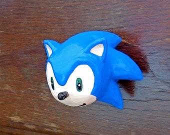 Sonic Drawer Knob   SEGA