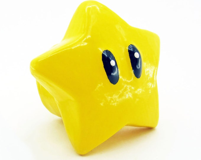 Super Star Drawer Pulls   Super Mario Bros