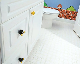 Bob-omb Drawer Pulls | Super Mario Bros