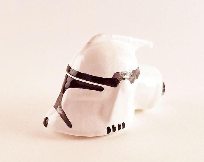 Clone Trooper Helmet Drawer Pulls | Star Wars