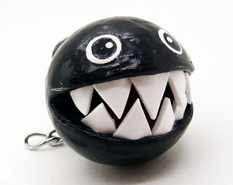 Chain Chomp Drawer Pull | Super Mario Bros