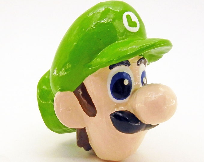 Luigi Drawer Pulls | Super Mario Bros