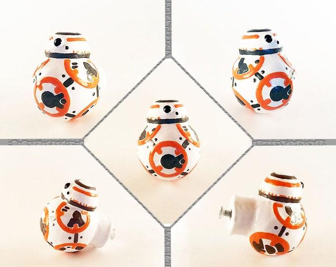 BB8 Droid Drawer Pulls | Star Wars