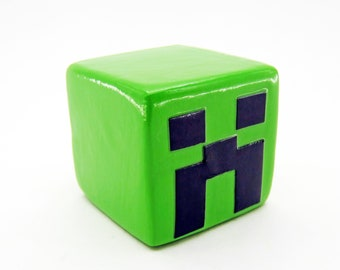 Creeper Cabinet Pull | Minecraft