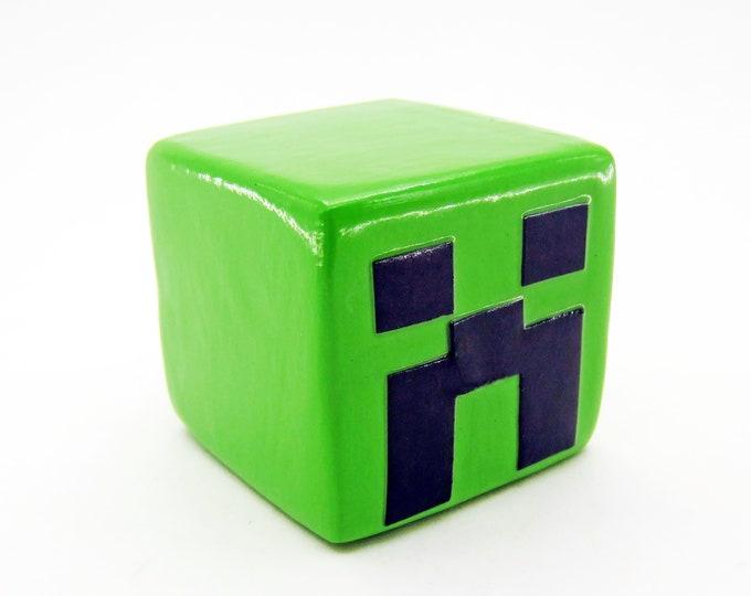Creeper Cabinet Pull | Minecraft