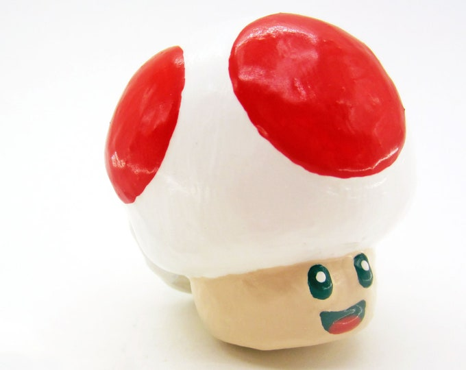 Toad Drawer Knobs | Super Mario Bros