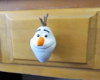 Olaf Furniture Knob | Disney's Frozen
