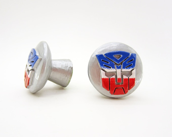 Autobot Logo Drawer Pull   Transformers