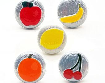 Fruit Drawer Pulls