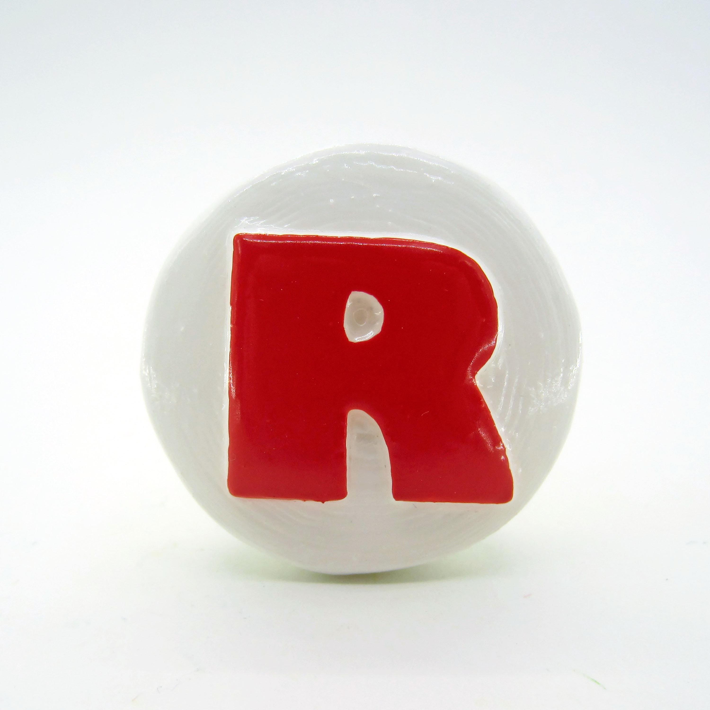 r logo roblox Roblox R Logo Furniture Knob Roblox