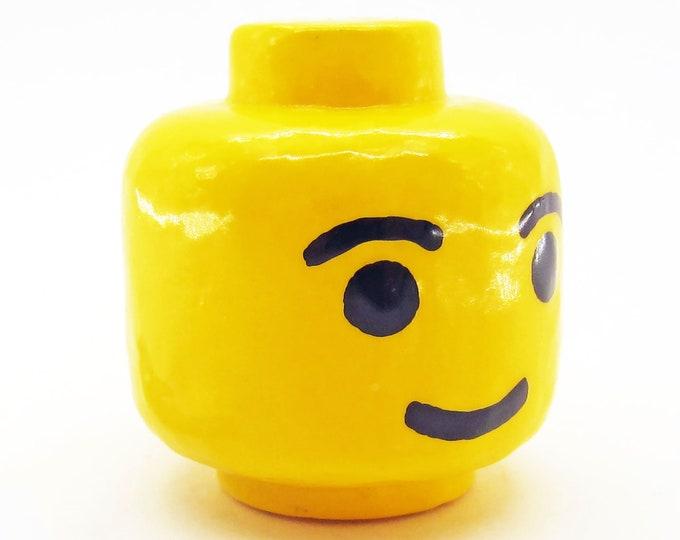 LEGO Head Furniture Knob   LEGO