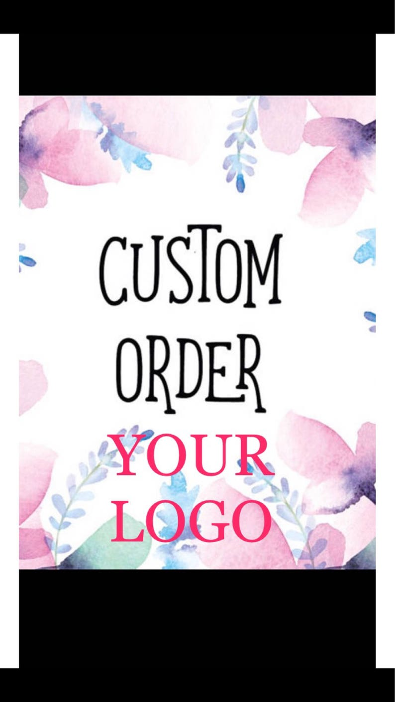 Custom Company Logo Stickers