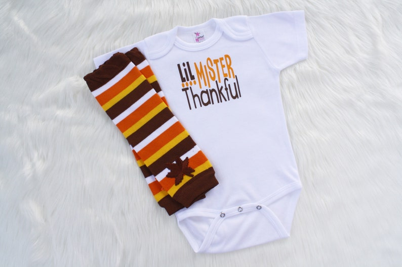 2a9359c07 Baby Boy Clothes My First Thanksgiving Outfit Baby's | Etsy