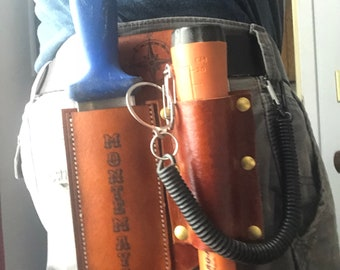 Metal detecting sheath for pinpointer and digging tool